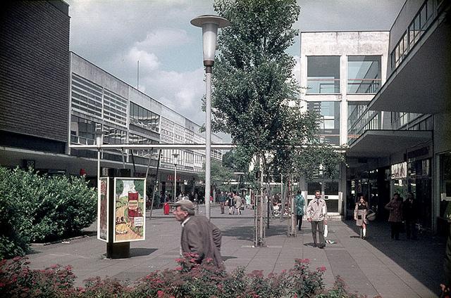 Wyth precinct 1970