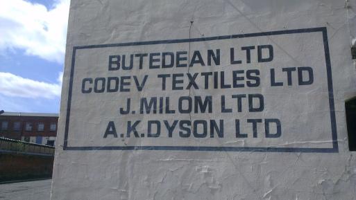 8 Textile Factory Graphics
