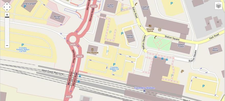 Coventry OSM