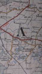 'A' of Anglesey