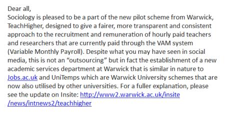 TeachHigher email